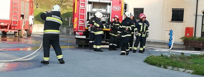 Vježba evakuacije i spašavanja